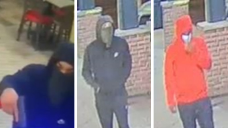2 men wanted for robbery of Subway in Akron