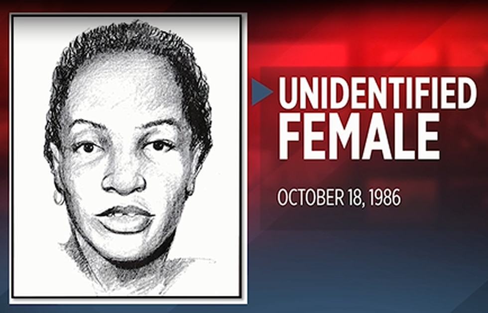 Do you know who she is? This woman was known as Tanya Green, but officials believe it was an...