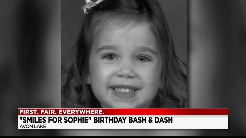 'Smiles for Sophie'