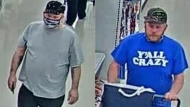 Stow Police: Persons of interest distract elderly women to steal their purses at grocery stores...
