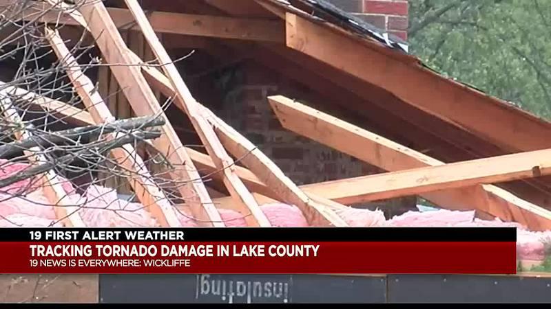 Two confirmed tornadoes touched down Thursday afternoon in Northeast Ohio, leaving devastating...