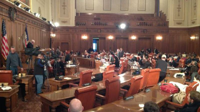 Cleveland City Council meeting