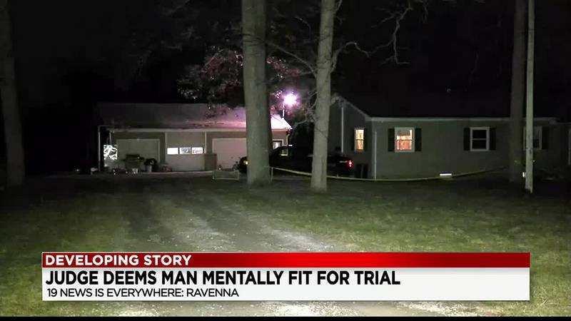 Portage County man found fit for trial for allegedly fatally shooting 17-year-old girlfriend in...