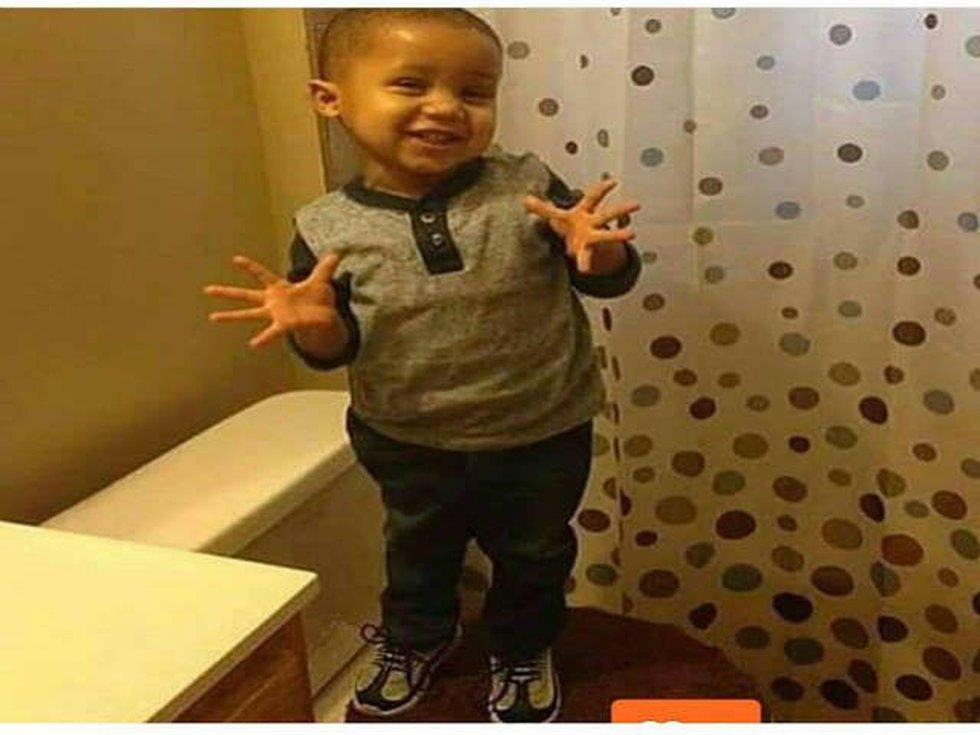 3-year-old Major Howard (Source: Family photo)