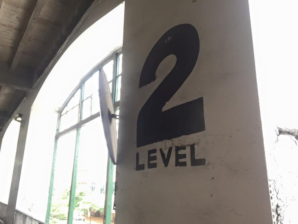 Victim said she was on Level 2 when the assault happened.