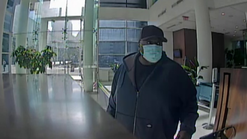 Dollar Bank robbed downtown Monday