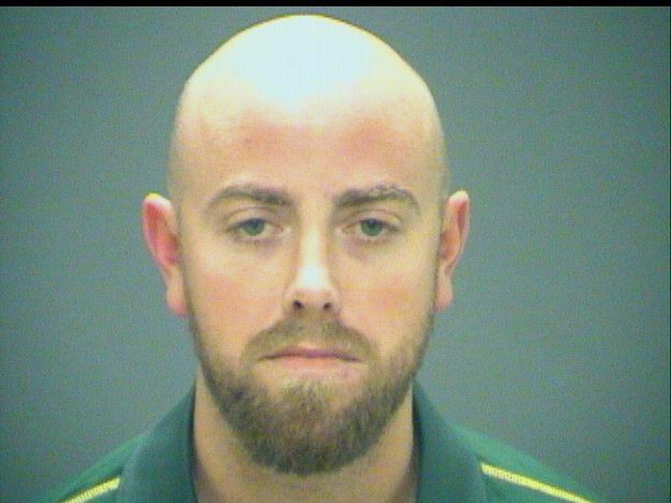 Patrick DeChant (Source: Cuyahoga County Sheriff's Department)