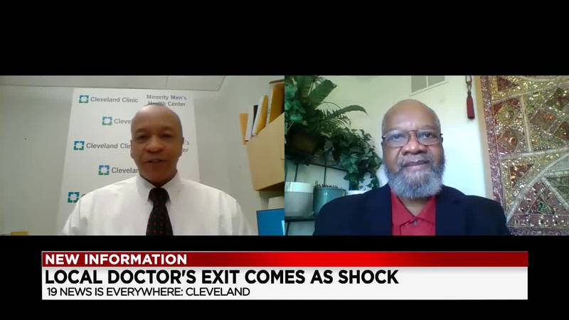 In what is being described as a shocking development., Dr. Charles Modlin, a longtime physician...