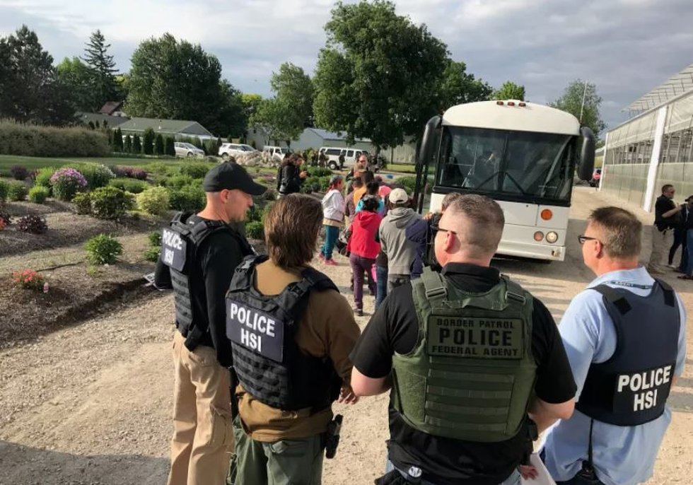 More than 100 arrests were made in a Customs sting in Sandusky recently. (Source: Immigration...