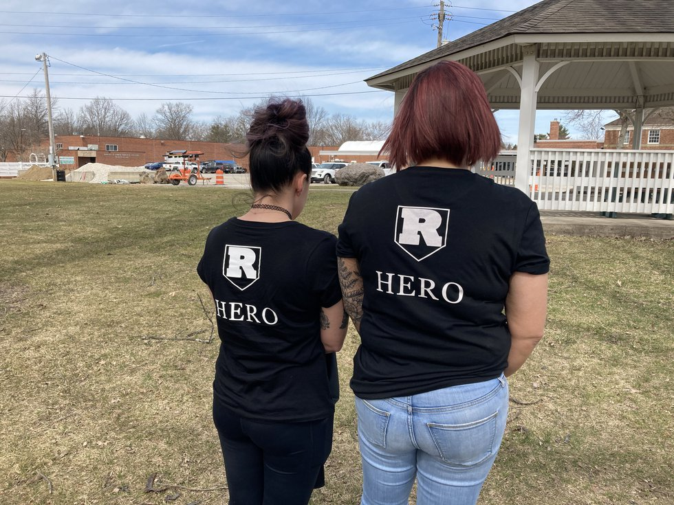 Family and friends are mourning the loss of two men shot and killed outside a Parma bar over...