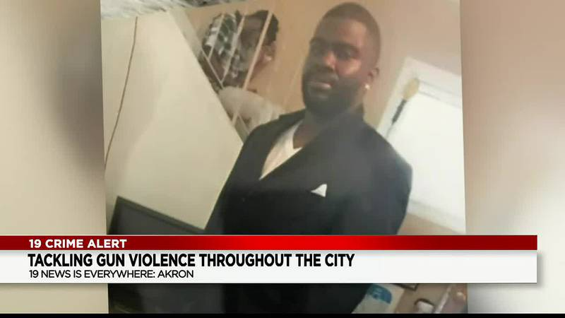 Akron family of gun violence victim hopes city will step up efforts to protect their neighborhood