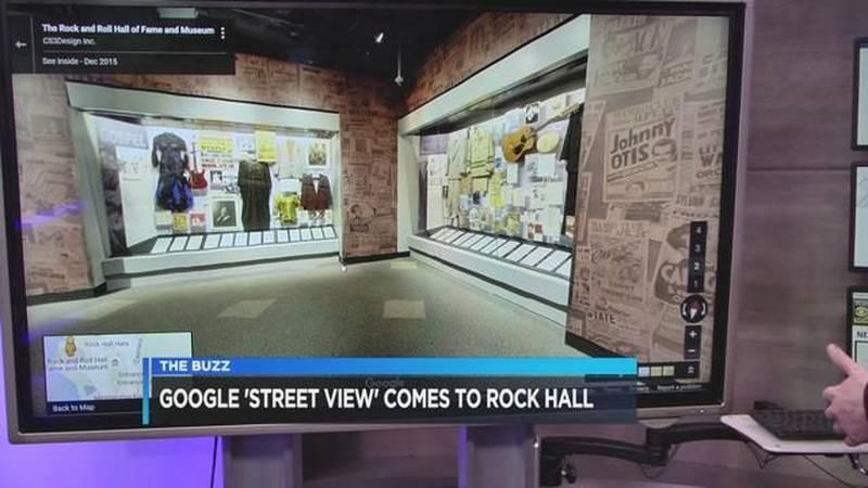Buzz: Google street views comes to Rock Hall