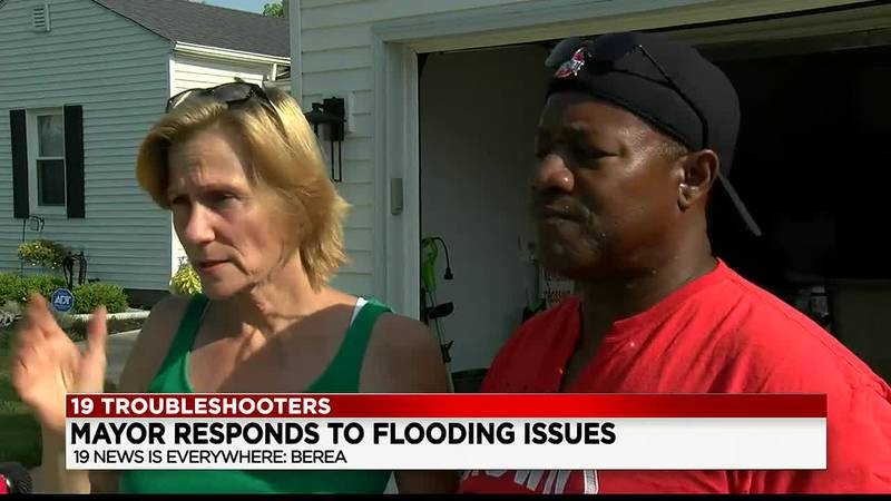 Fix the flooding. That's the message homeowners in Berea's River Ridge neighborhood are trying...
