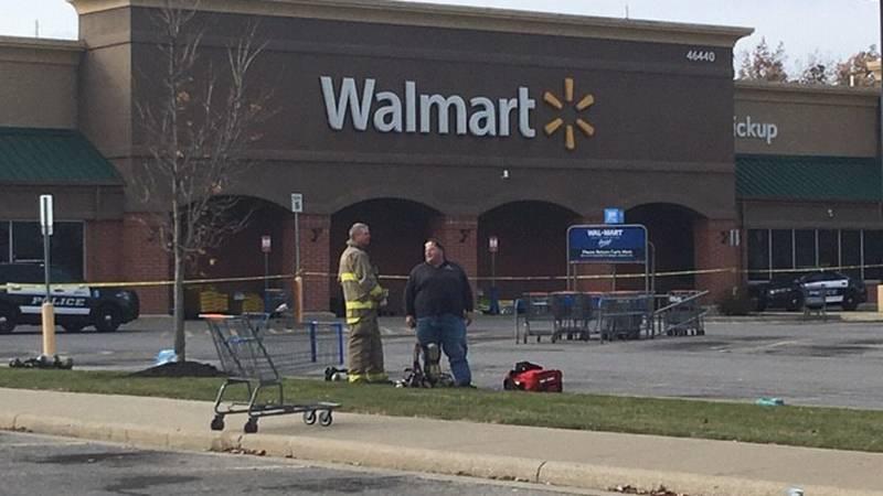 Still trying to identify suspect in Walmart fentanyl scare.