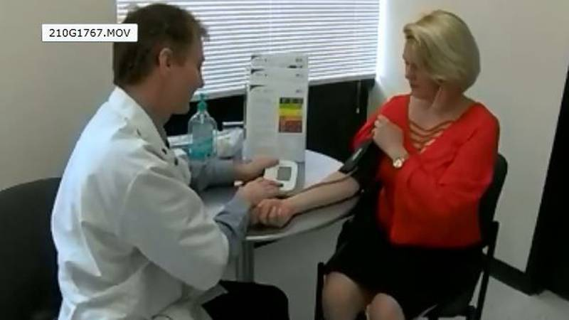 Heart disease is the number one killer of women in the United States. (Source WOIO)