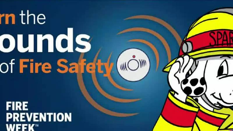 NDT - Fire Prevention Week - October 4