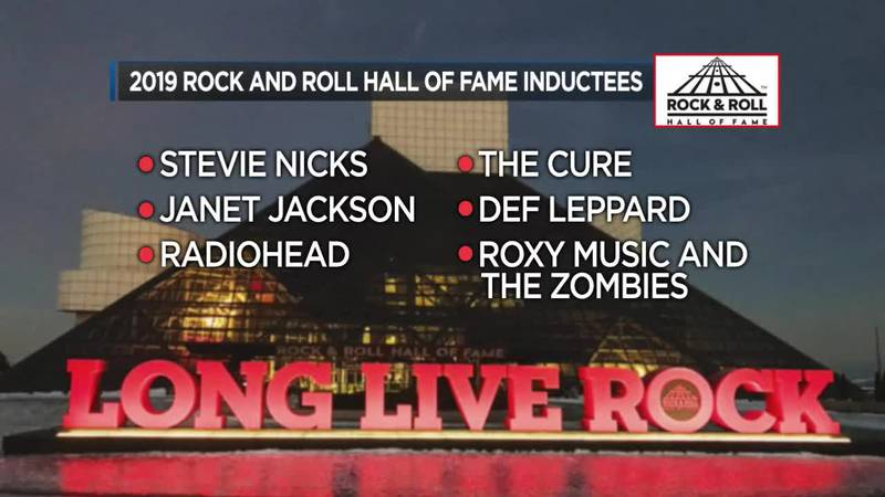 GF Default - New Rock Hall inductees send out messages to their fans