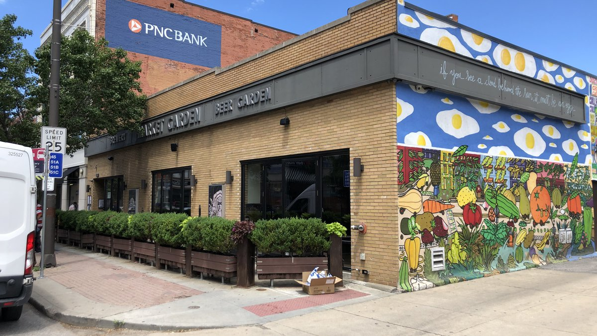 Market Garden Brewery in Ohio City set their reopening date for July 1.
