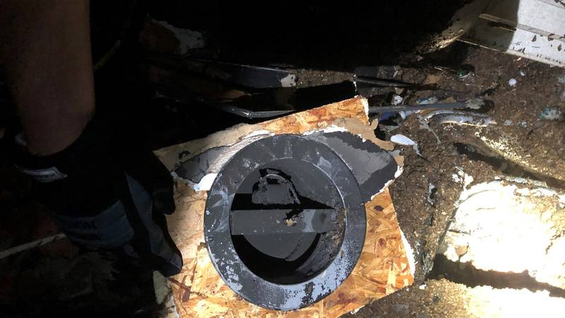 Olmsted Township fire officials reminding residents to clean exhaust fans