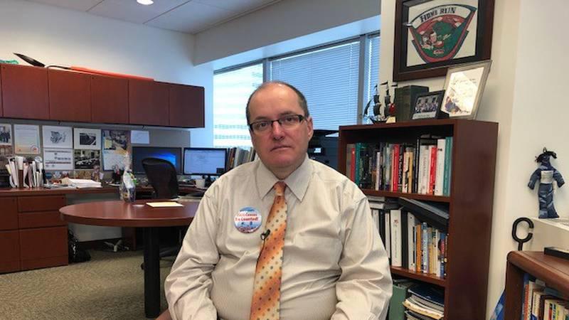 Eric Gordon/CEO Cleveland metropolitan School District/CMSSD