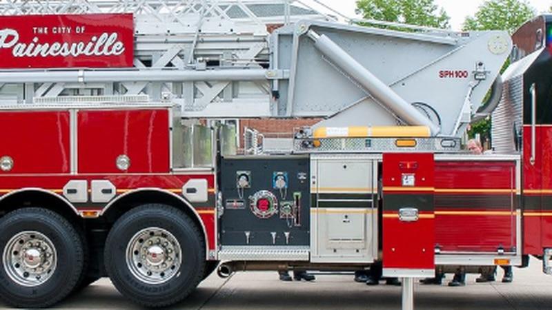 Man dies in Painesville fire