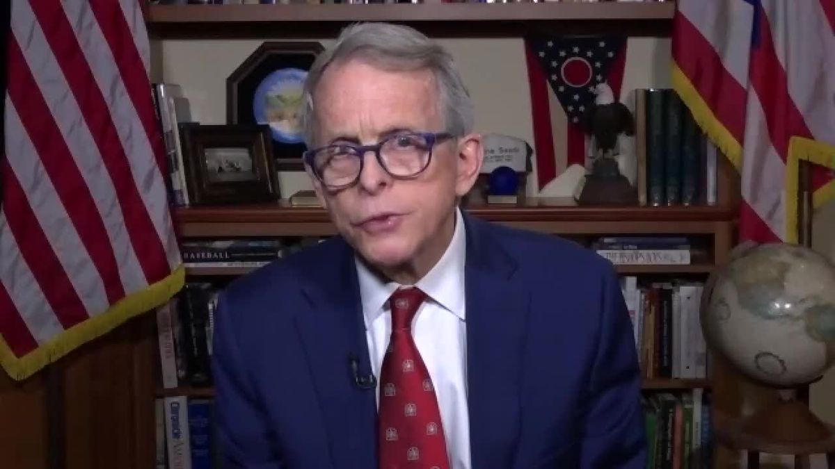 FOX19 NOW speaks with Ohio Gov. Mike DeWine about violent protests at the US Capitol building