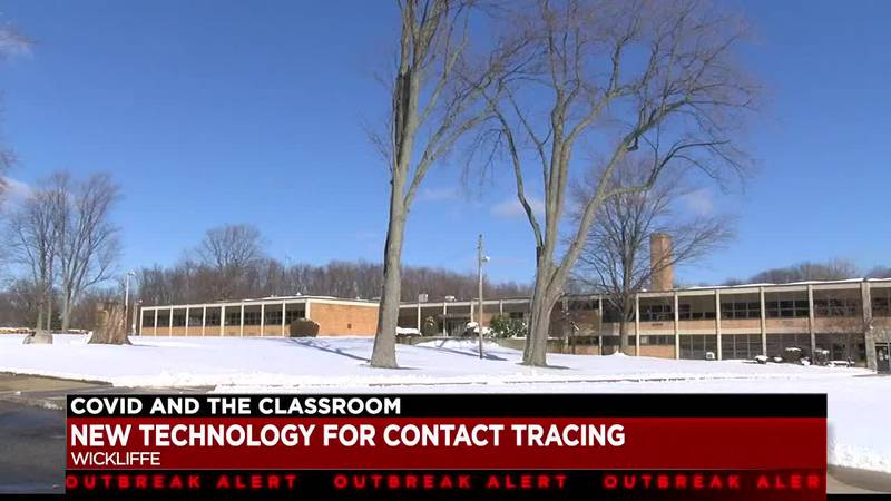 Wickliffe school students, faculty to wear tracking technology for COVID-19 tracing