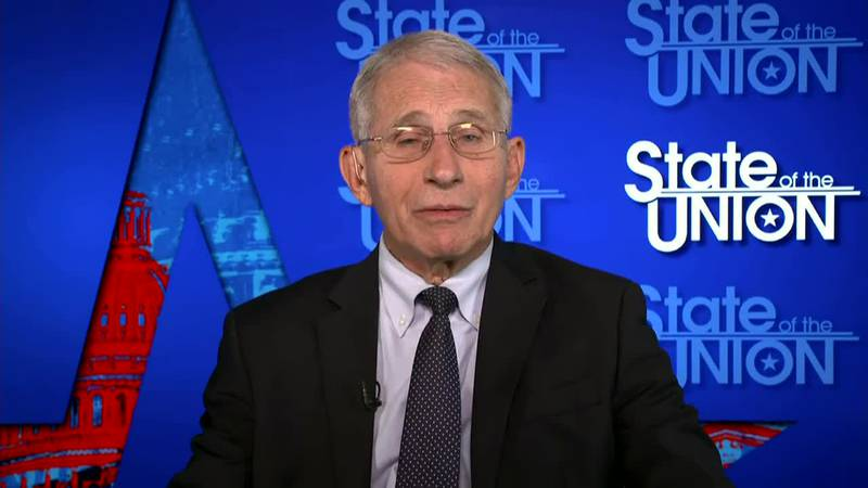 Dr. Anthony Fauci discusses his take on going out for Halloween events in light of the pandemic.