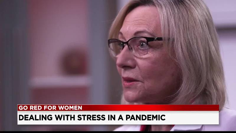 Dealing with stress in a pandemic