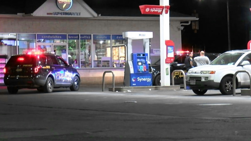 Anyone with information on the rash of shootings is urged to call East Cleveland Police.