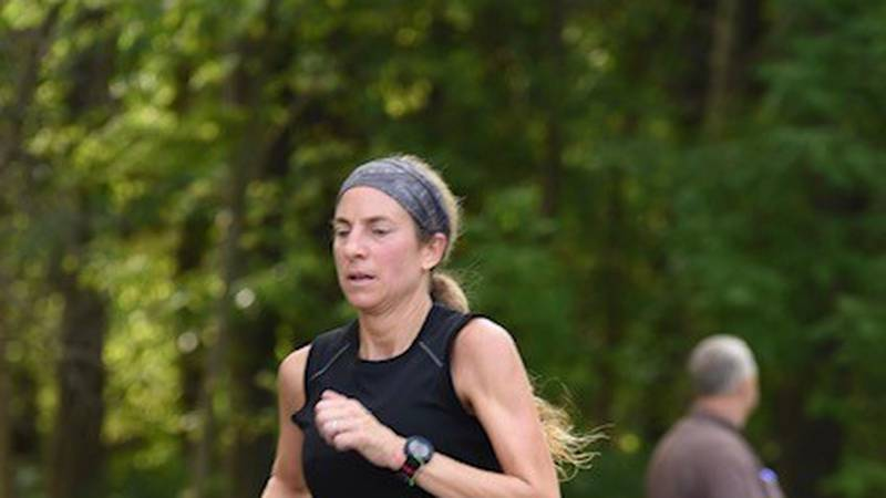 Runner Jen Longo is returning to in-person racing as races are rescheduled on back on the...