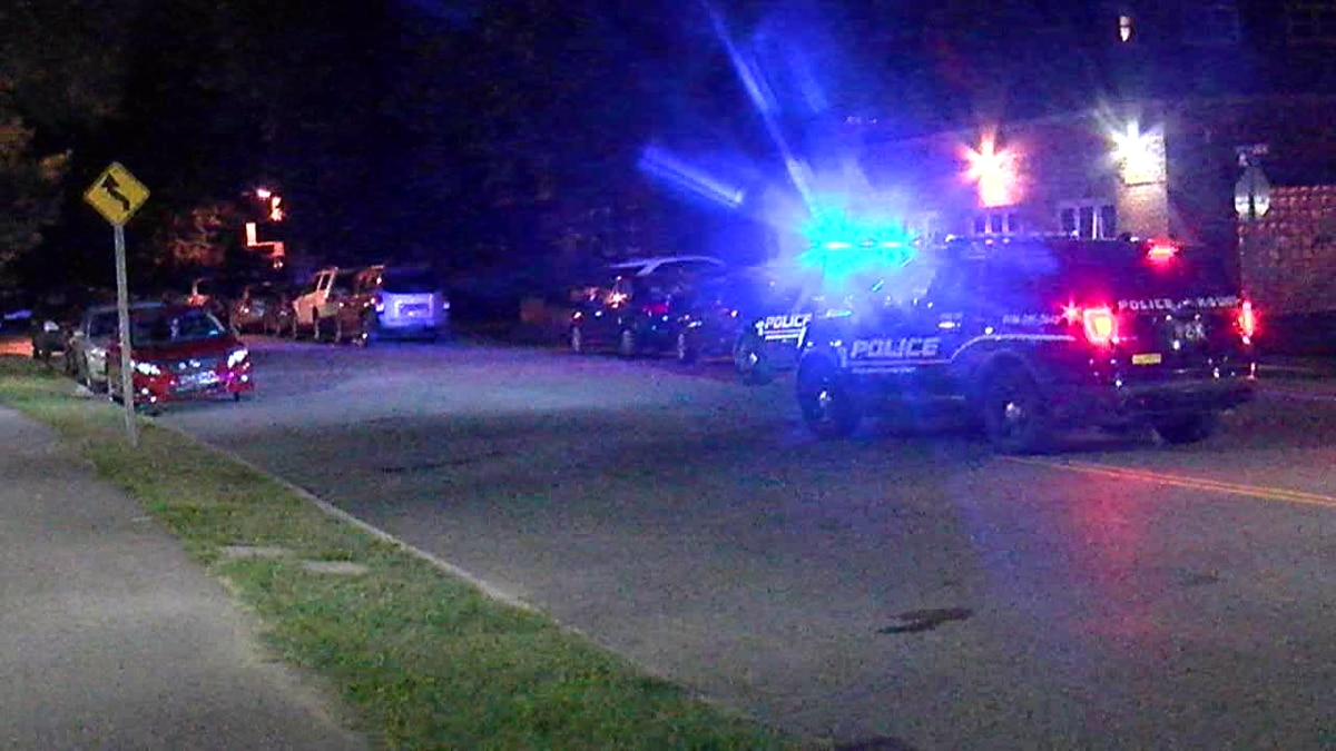 Man hurt after shots fired, possibly from overpass, in Cleveland
