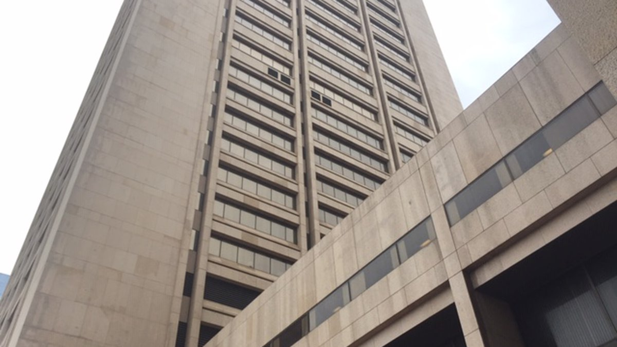 Cuyahoga County Justice Center