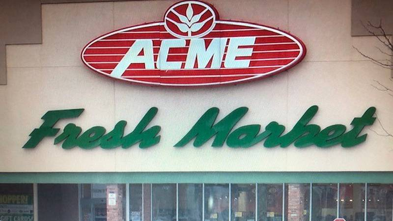 Acme Fresh Market has been serving its customers for 125 years
