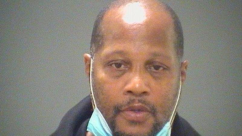 August 2020 booking photo of Terence Greene