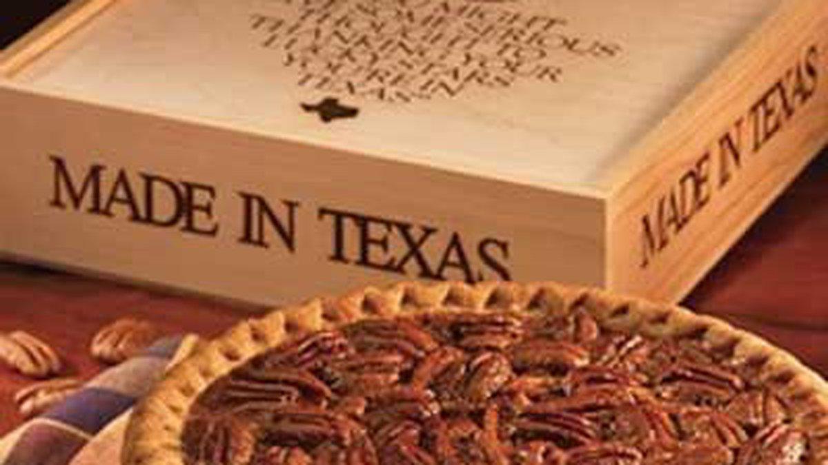 Texas pie