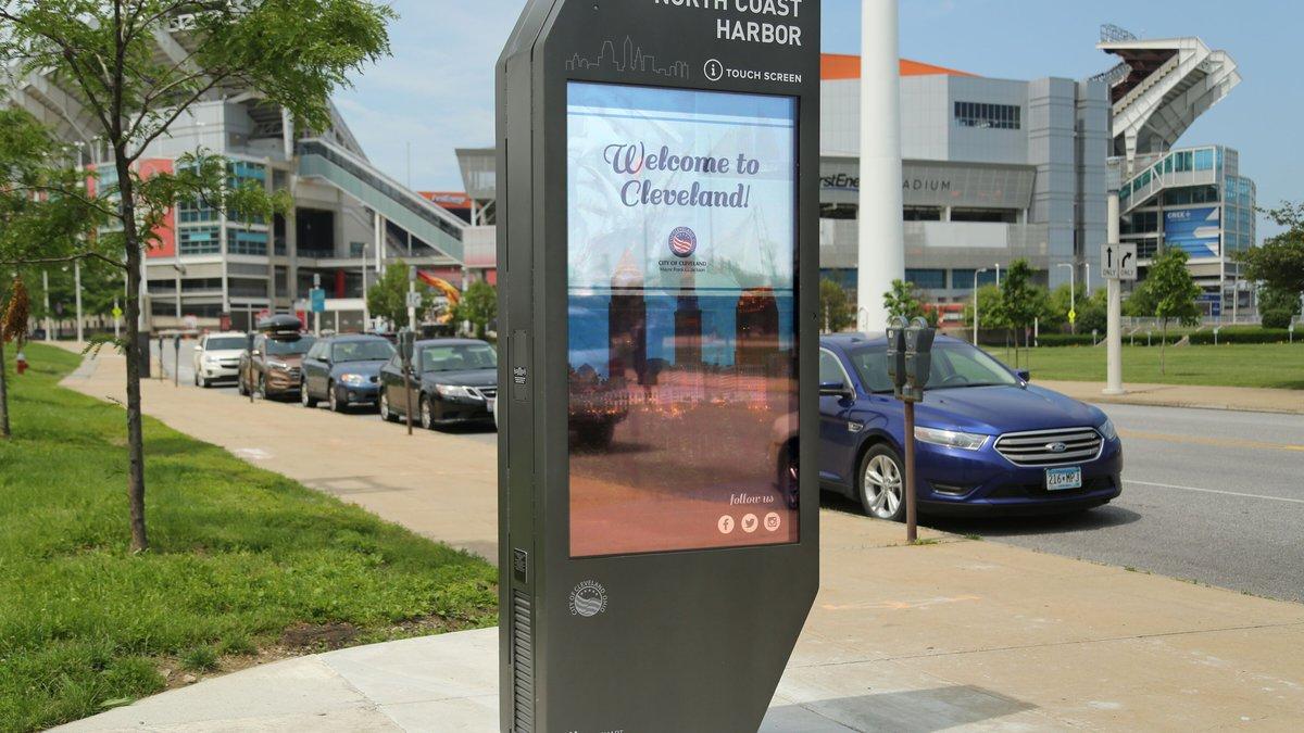 IKE Smart City Kiosk
