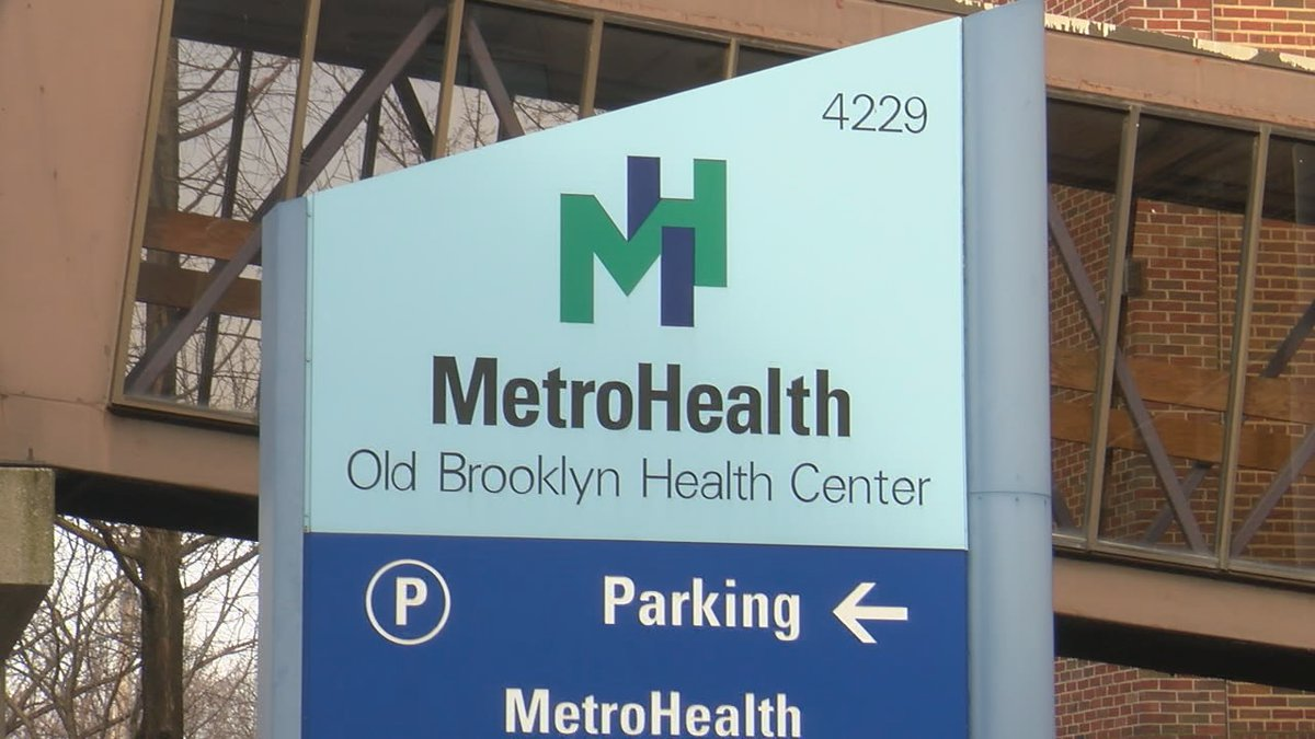 MetroHealth Hospital in Old Brooklyn giving Moderna vaccines to their patients on Jan. 16th,...