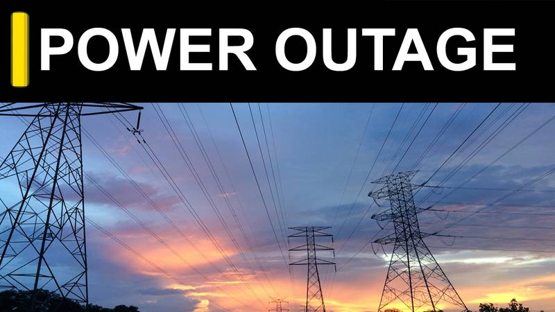 Thousands without power in Cuyahoga County Tuesday morning
