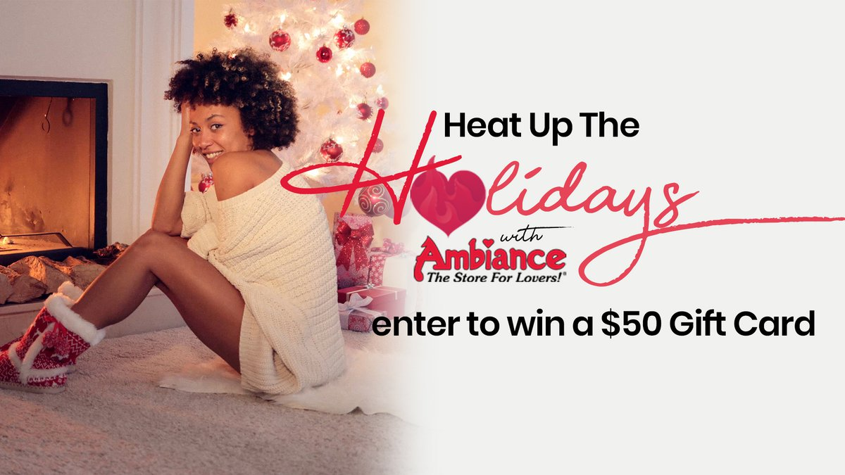 Heat up the holidays with Ambiance and Cribbs in the Cle