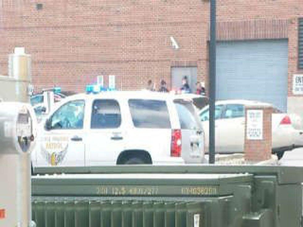 Trumbull County Sheriff Deputies at Trumbull County jail (Source: WKBN)