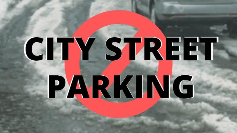 Snow Parking Ban