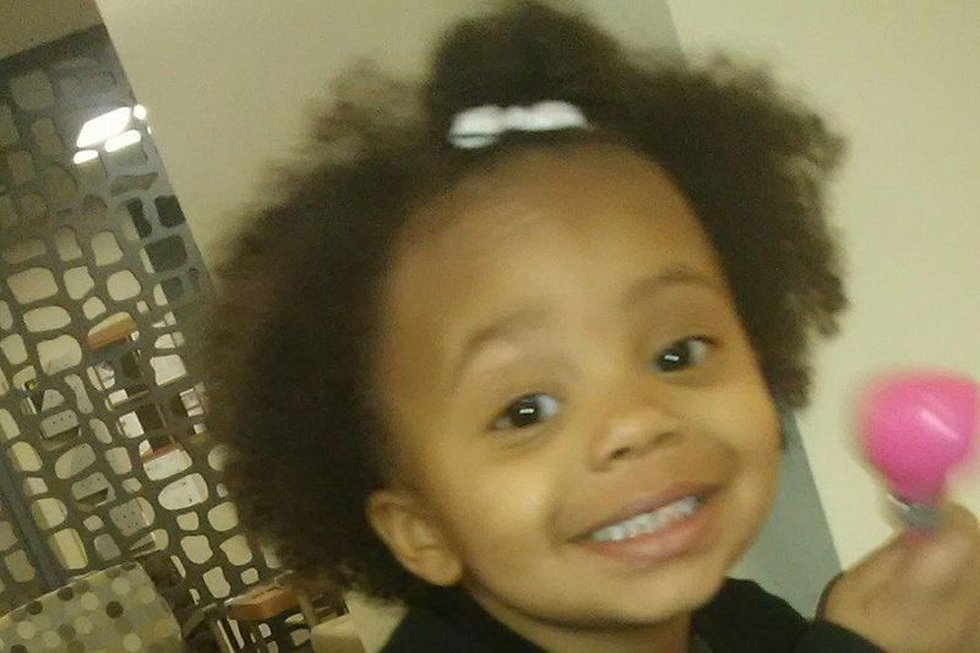 Wynter Parker, 2, of Akron (Source: Family)