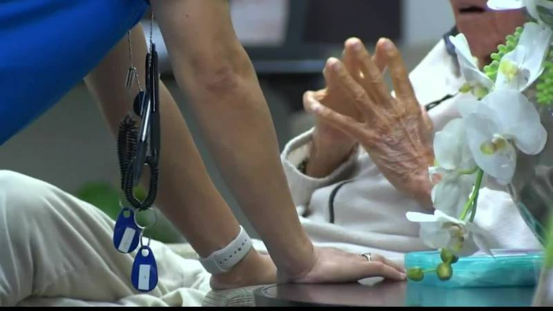 Could staffing shortage at nursing homes hit crisis level with vaccine mandate?
