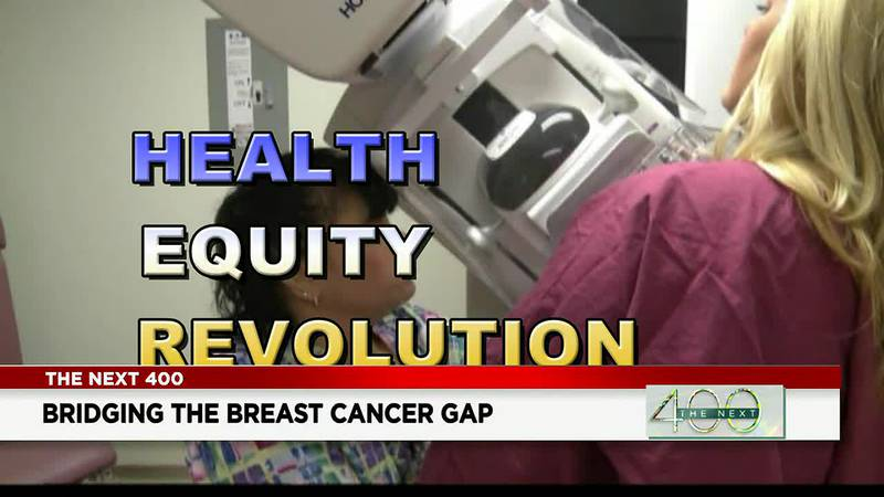 Black women are 40 times more likely than white women to die of breast cancer.