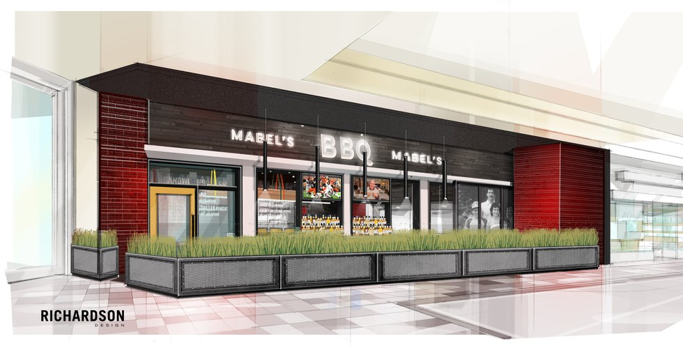 Michael Symon to convert B Spot Burgers to Mabel's BBQ in Eton by summer