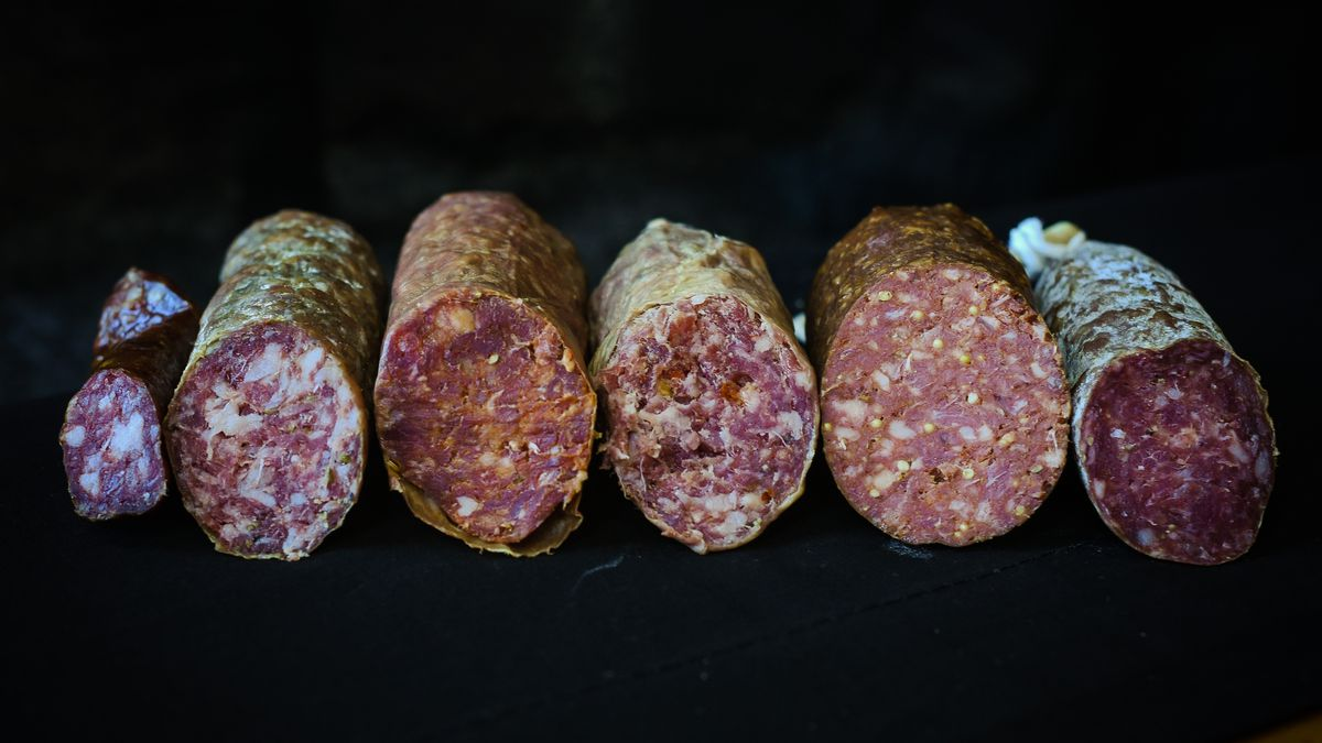 Uncured meats from Na*Kyrsie Meats