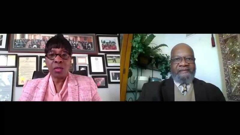 CW43 Focus: Shirley Smith throws her hat into the ring to replace Rep. Marcia Fudge