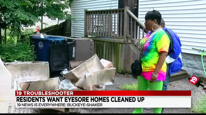 Buckeye-Shaker residents demand abandoned houses to be maintained