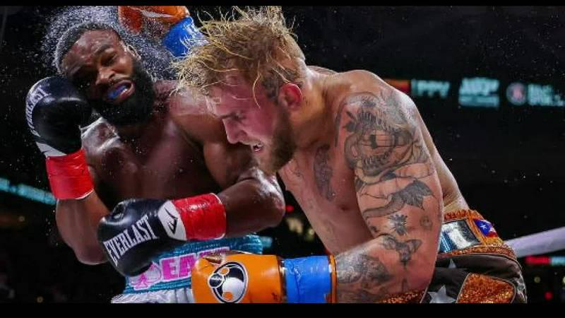 2 of Jake Paul's boxing trainers arrested after knockout assault at Crocker Park